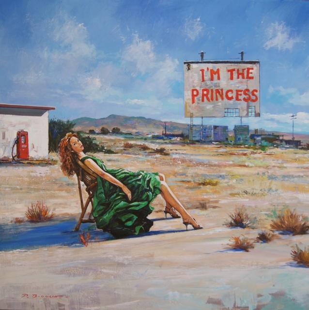 , 'I'm The Princess,' 2019, Isabella Garrucho Fine Art