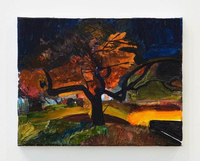 , 'Angle Tree,' 2017, Diane Rosenstein
