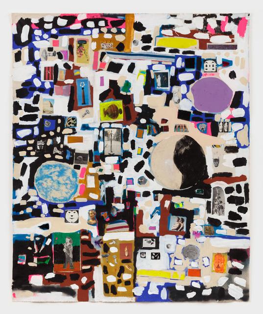 , 'Worlding I,' 2018, Rachel Uffner Gallery