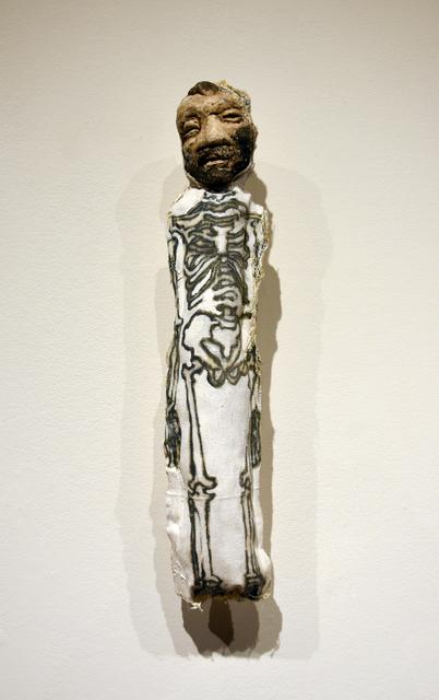 , 'Walking Wounded,' 2018, Carter Burden Gallery