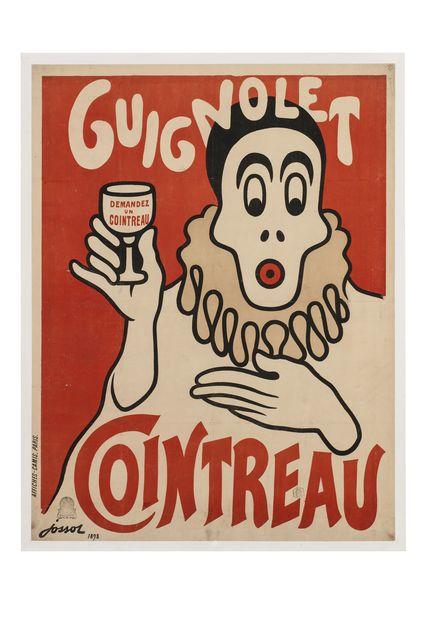 , 'Guignolet Cointreau ,' 1898, Les Arts Décoratifs