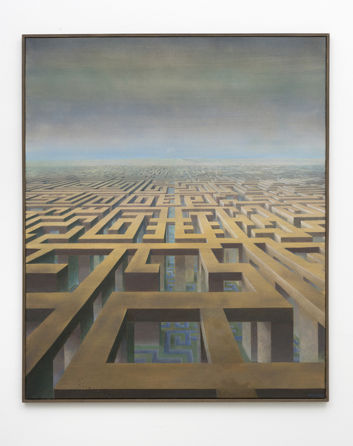 , 'Mäanderthal,' 1982, PPC Philipp Pflug Contemporary