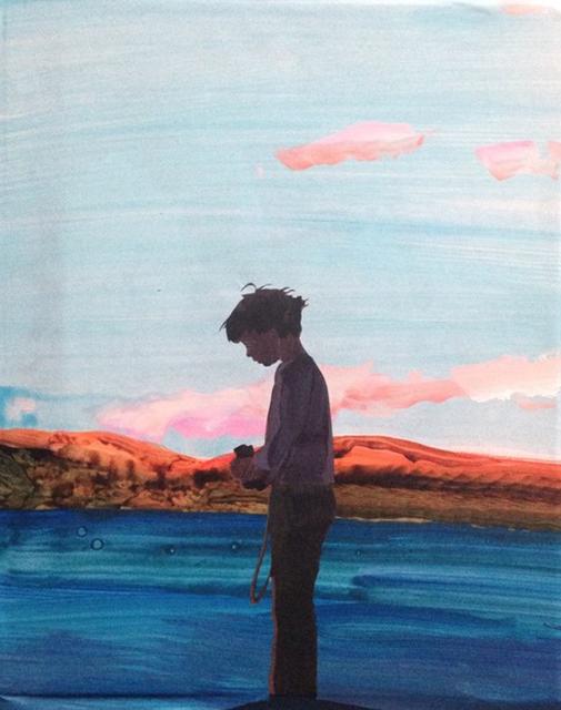 , 'Sunset,' 2015, Tayloe Piggott Gallery