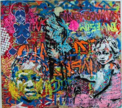 , 'Congo Rights,' 2016, MOVART