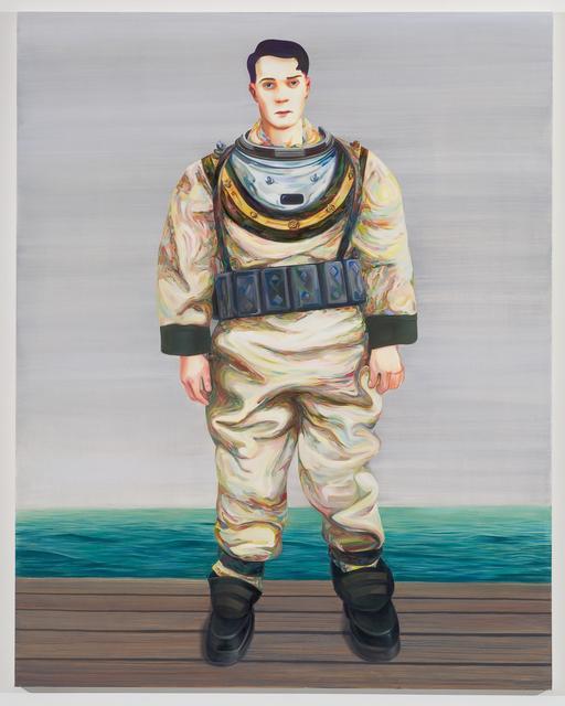 , 'Deep Sea Diver,' 2007, ICA Philadelphia