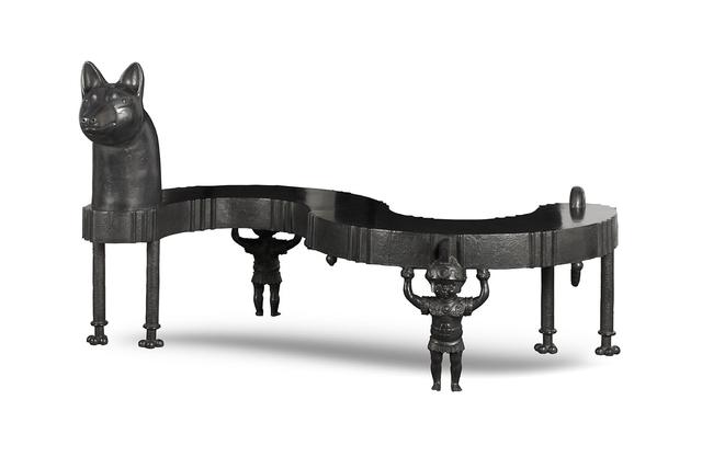 , 'Roman Bench,' , Galerie Dumonteil