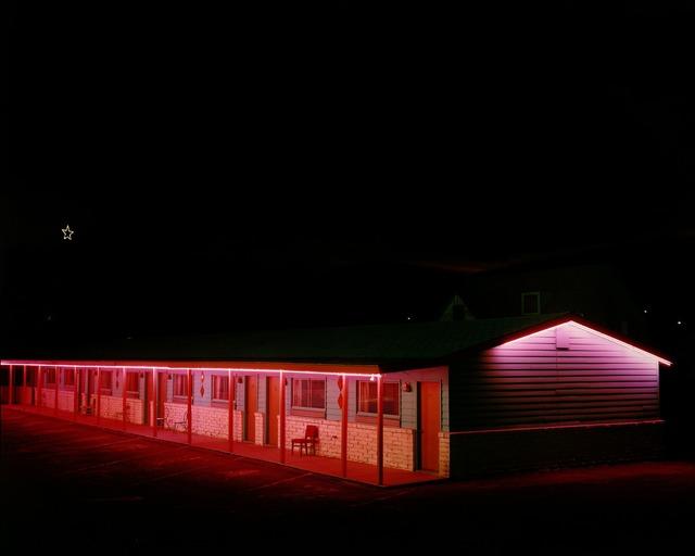 , 'Motel, Raton, New Mexico,' 1980, photo-eye Gallery
