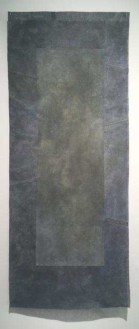 Grace Bakst Wapner, 'Pinned Panel', 2019, Textile Arts, Mixed Media, Carter Burden Gallery