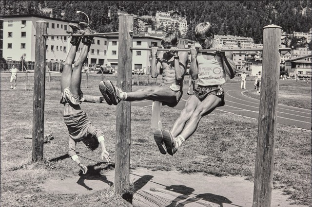 Leonard Freed, 'Suisse environs de saint Moritz', Cambi
