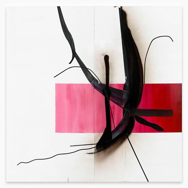, 'Untitled (Baum 67),' 2016, Warhus Rittershaus