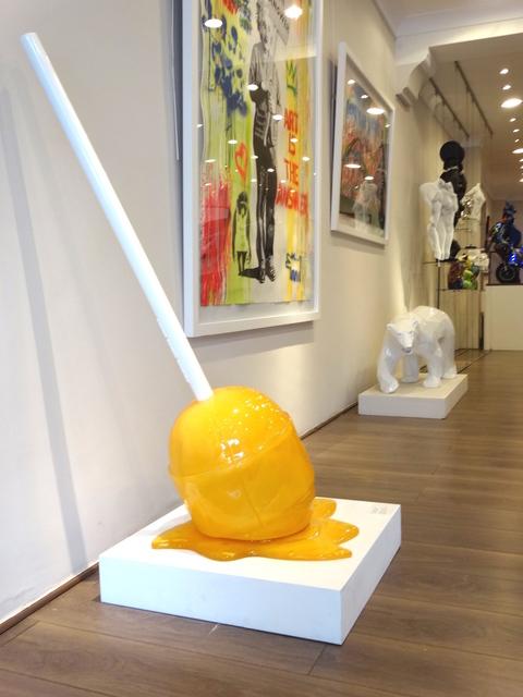 Jonathan Paul (aka Desire Obtain Cherish), 'Apricot Meltdown', 2013, Bel-Air Fine Art