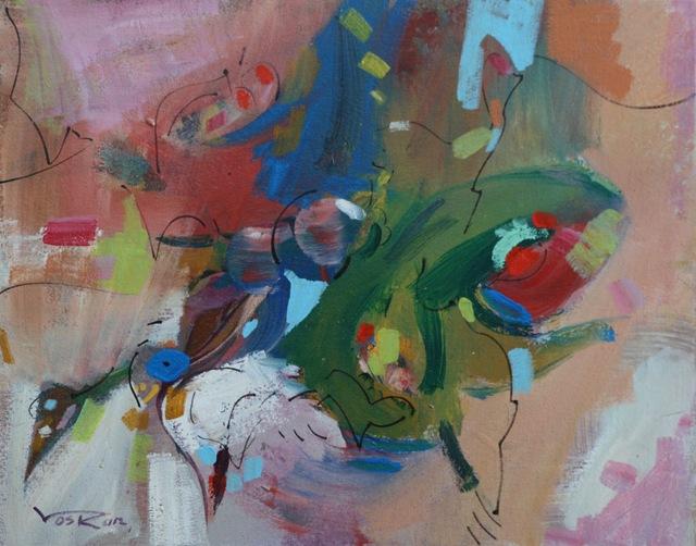 Voskan Galstian, 'Be Strong', 2019, Vayer Art