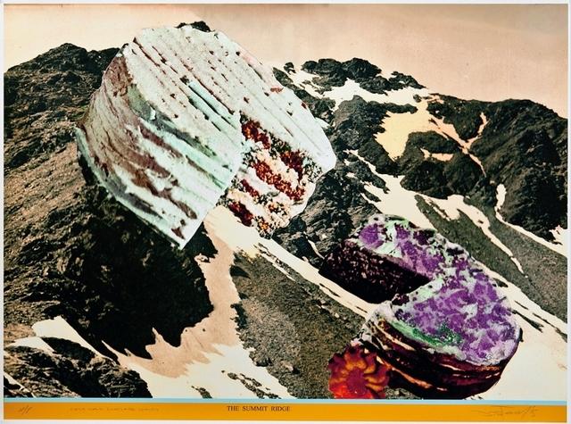 , 'The Summit Ridge,' 2016, Wetpaint Gallery
