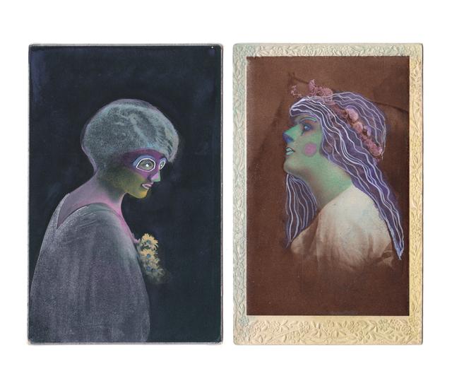 , 'Vraiment,' 2015, Chalk Horse