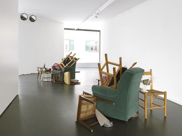 , 'Installation,' 2014, Anne Mosseri-Marlio Galerie