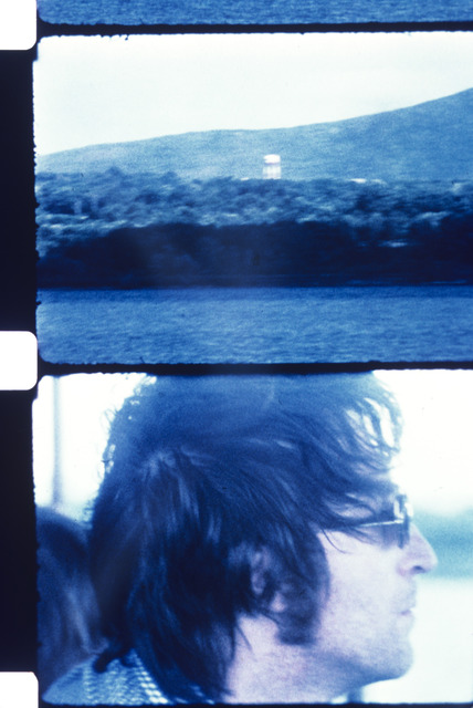 , 'John Lennon on a boat on the Hudson, NY, 1971,' 2013, Deborah Colton Gallery