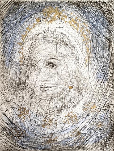 , 'Portrait of Marguerite,' 1968, REDSEA Gallery