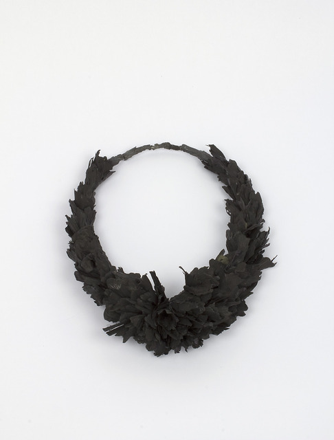 , 'Neckpiece,' 2013, Gallery Loupe