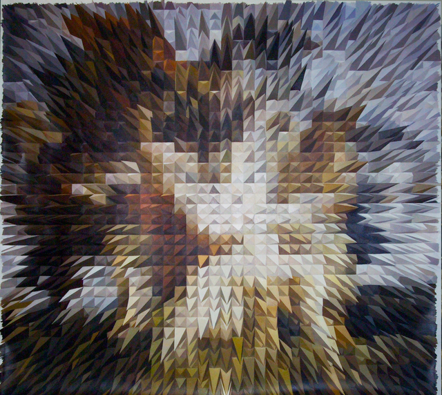 , 'Battle of the Amazons,' 2014-2015, Deborah Colton Gallery