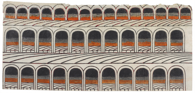 , 'Untitled (Arches),' 1960, Ricco/Maresca Gallery