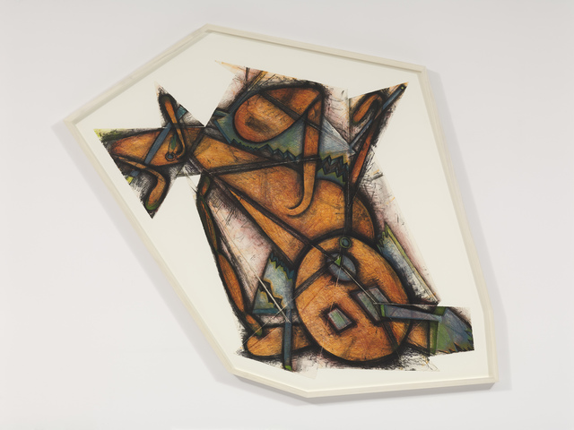 , 'Down Dog,' 1988, Gazelli Art House