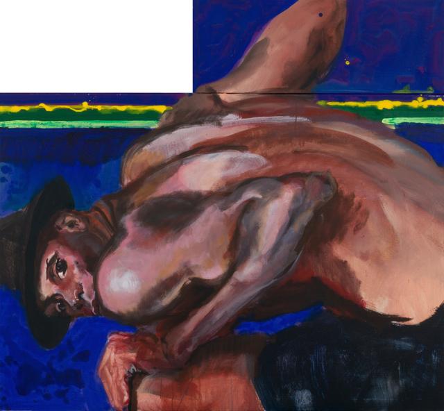, 'Desmond Cadogan electrified,' 2014, Galerie Thomas Fuchs