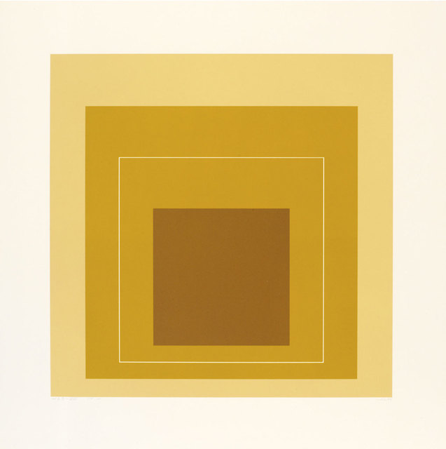 , 'wls-xvi - from the white Line Squares (Series II),' 1966, Robert Fontaine Gallery