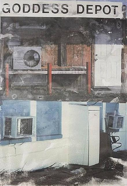 Robert Rauschenberg, 'In Transit, from Doctors of the World', 2001, Elizabeth Clement Fine Art