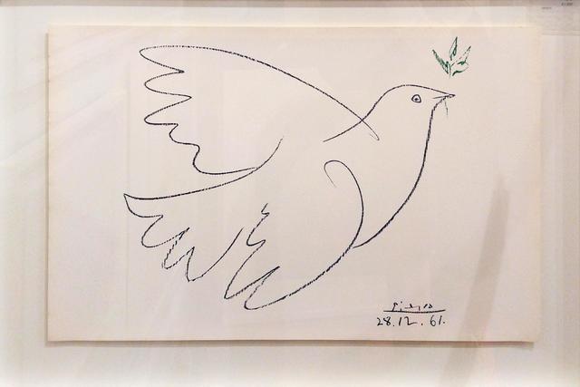 Pablo Picasso, 'Colombe de la Paix (large)', 1961, Hidden
