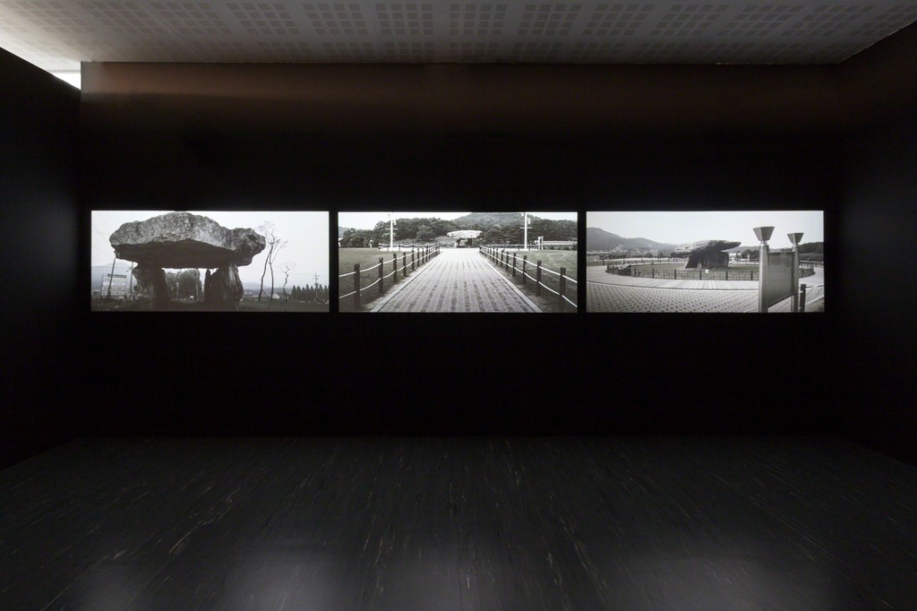 """Simon Wachsmuth: Monuments. Documents."" at 21er Haus. © Belvedere, Vienna."