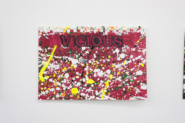 , 'Vicious,' 2016, Wil Aballe Art Projects | WAAP