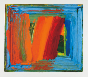 Howard Hodgkin, 'Bamboo,' 2000, Phillips: Evening and Day Editions (October 2016)
