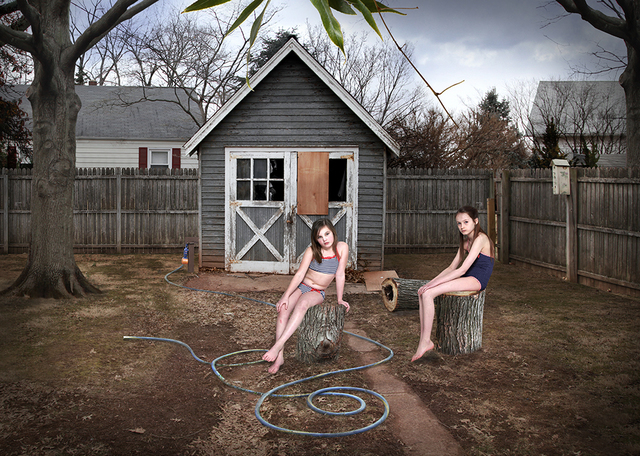 , 'Backyard 01,' 2013, Zemack Contemporary Art