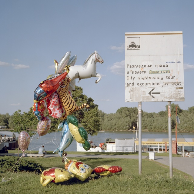 , 'from the series YU: The Lost Country,' 2012, FELD+HAUS