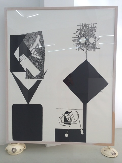 , 'Galán y Portero de Noche Respectivamente,' 2014, Galería Bacelos