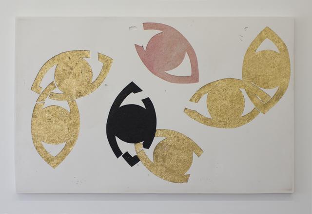 Erin Morrison, 'Eye Chain, Gold', 2017, Ochi Projects