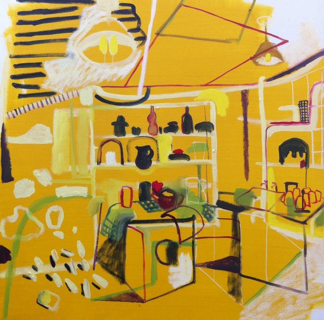 , 'Memory Shelves,' 2014, Candida Stevens Gallery