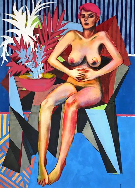 Katya Zvereva, 'Sunset', 2018, The Untitled Space