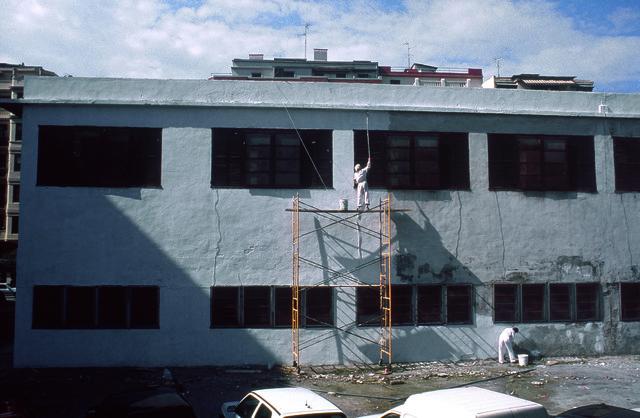 Lara Almarcegui, 'Restaurando el Mercado de Gros unos días antes de su demolición, Mercado de Gros, San Sebastian,', 1995-2002, Mor Charpentier