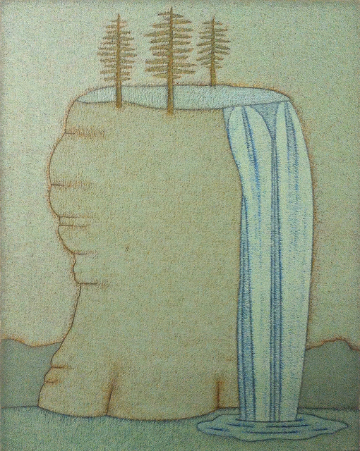 John Dilg, 'Headdress', 2011, devening projects