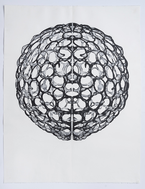 Brad Miller, 'BC17-8', 2017, Edward Cella Art and Architecture