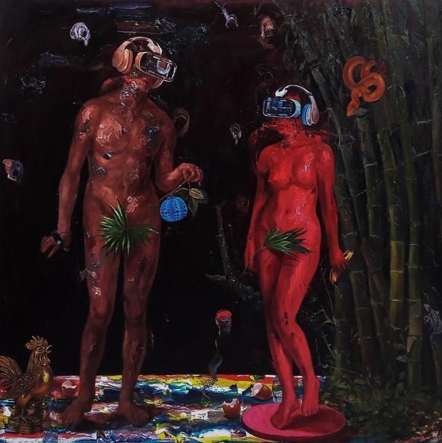 , 'Cross-Breed,' 2017, NUNU FINE ART