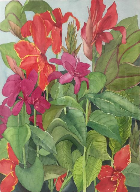 , 'Canna,' 2018, Janet Rady Fine Art