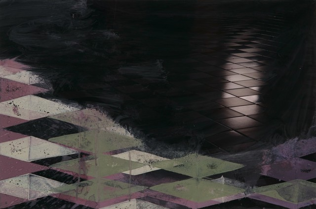 , 'On Inhabiting: reflection at night,' 2014, Instituto de Visión