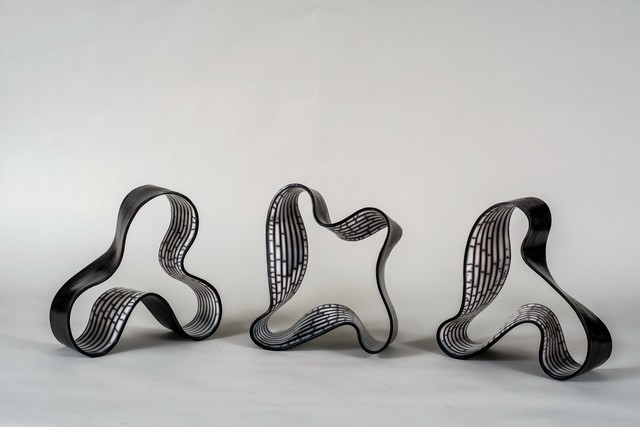 , 'Folding in Motion #2,' 2017, ESH Gallery