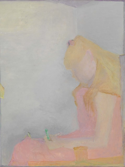 , 'Helles Mädchenbild,' ca. 1970, Galerie Michael Haas