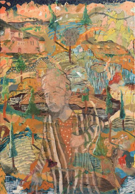 , 'Journeyman II,' 2015, Galerie Kornfeld