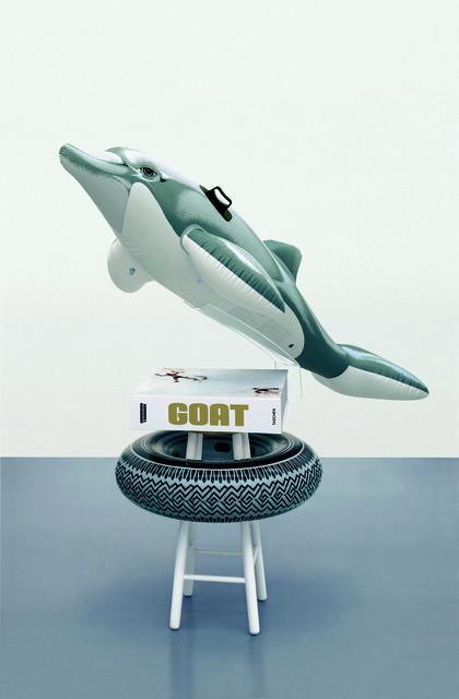 , 'GOAT, Champ's Edition,' 2003, TASCHEN