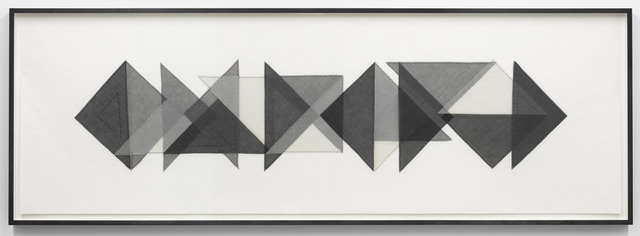 , 'Triangles #1,' 1977, Feuer/Mesler