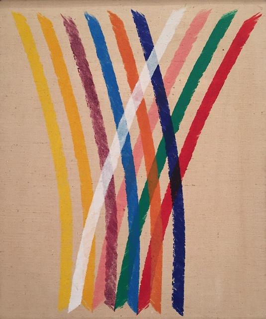 , 'Under a Name,' 1965, Mazzoleni